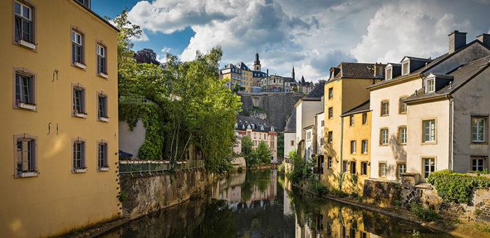 La ville de Luxembourg dans le top 3 des meilleurs salaires